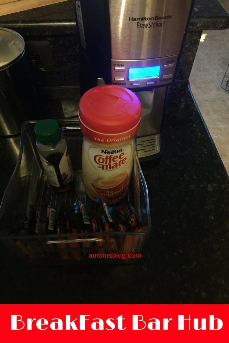 Organize A Breakfast Hub