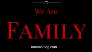amomsblog introduction of my family