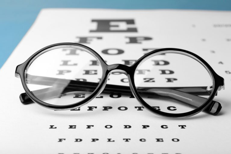 Keep an annual appointment with your eye doctor.