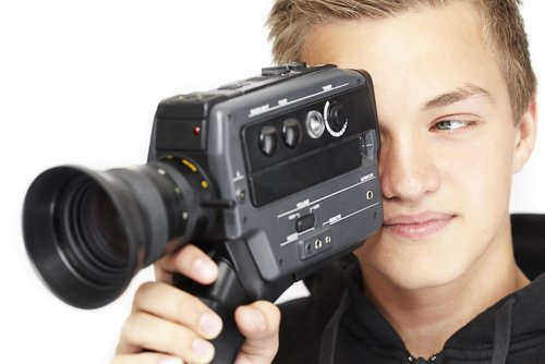 Get a group of friends together to make a movie this summer. Checkout a few other summertime fun projects for youth.