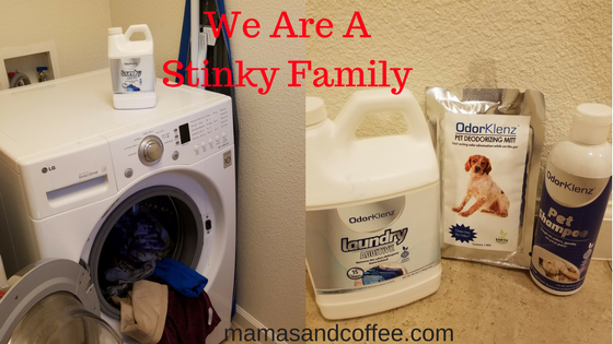 We work hard and play hard, but we don't have to stink!