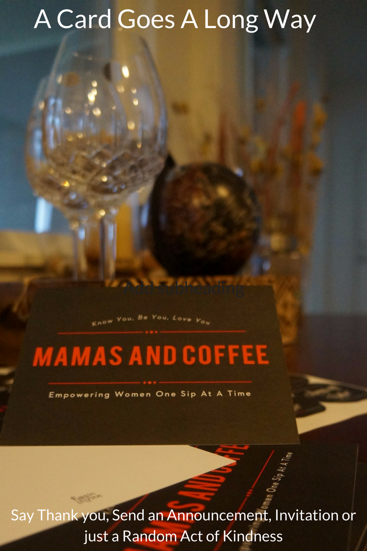 Mamas and Coffee Random Acts of Kindness
