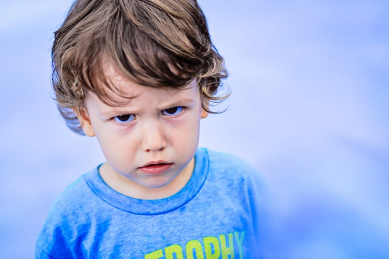 Do you know why your child may be throwing tantrums?