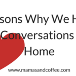 Why we have race conversations