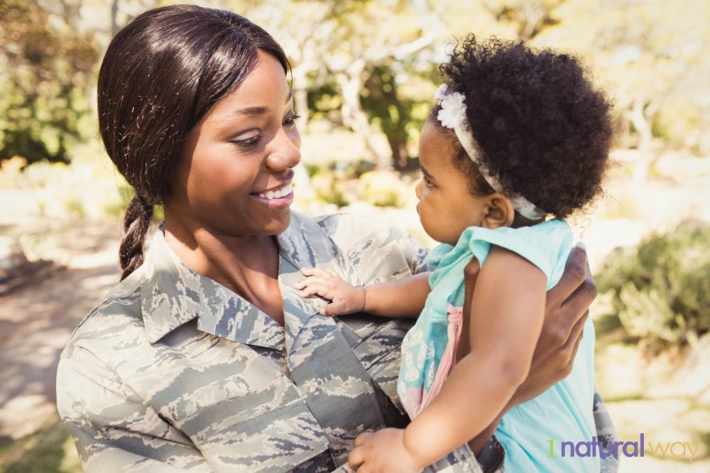 military spouse mom support
