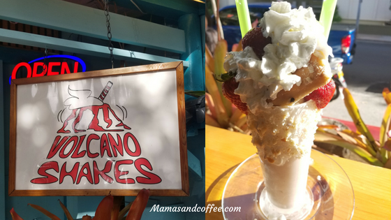 Volcano Shakes in Hawaii