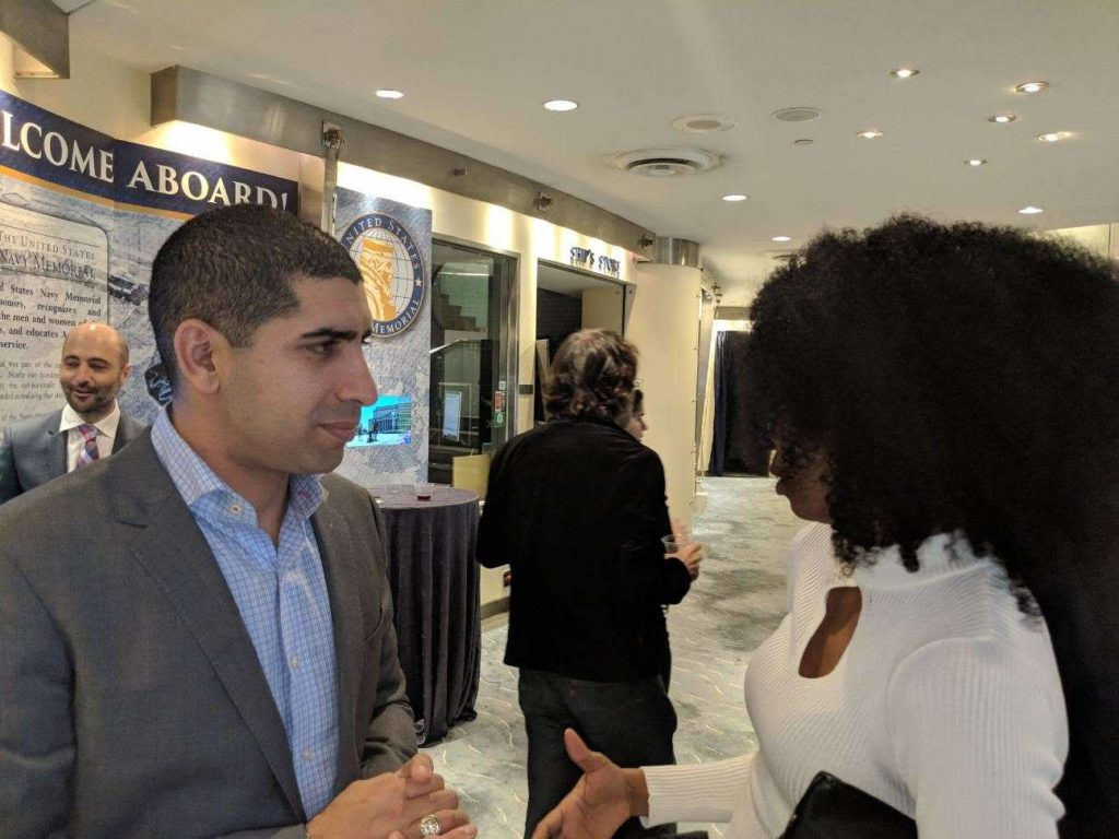 A quick interview with Medal of Honor recipient Florent Groberg