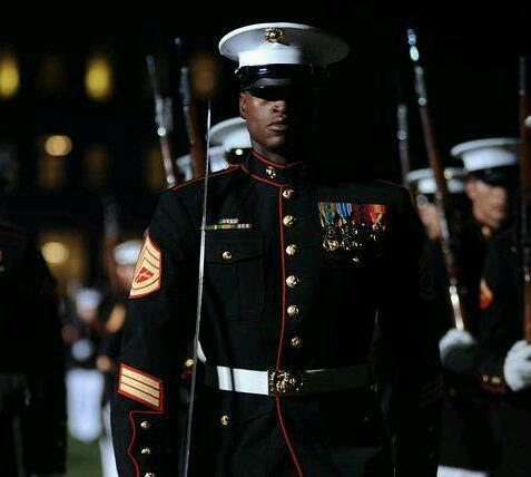 Veterans Day - Gunnery Sergeant Sims