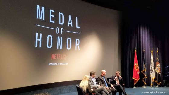 Medal Of Honor Documentary Panel Discussion