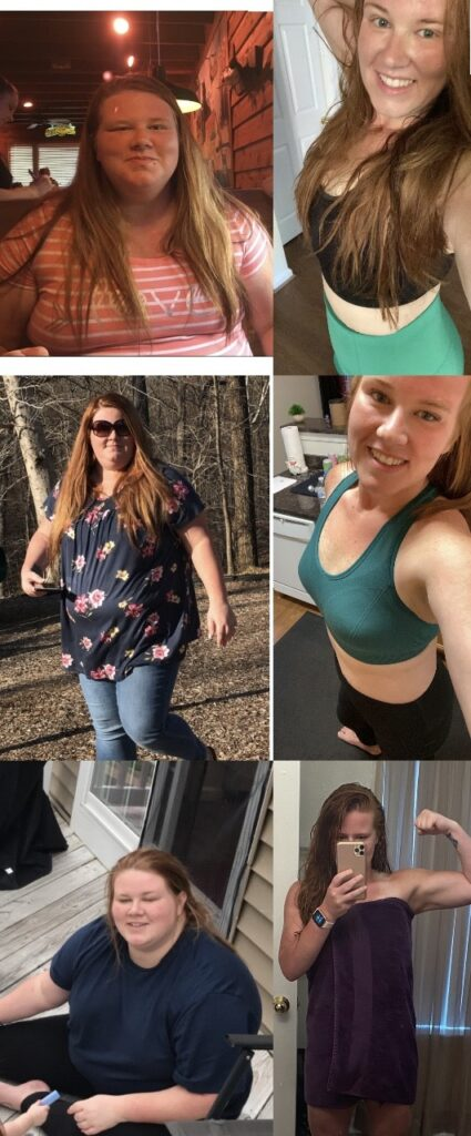 Through thick n thin my weight loss journey